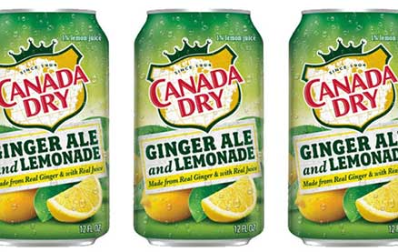 Here's How to Score Free Canada Dry Ginger Ale and Lemonade Every Thursday in June 2019