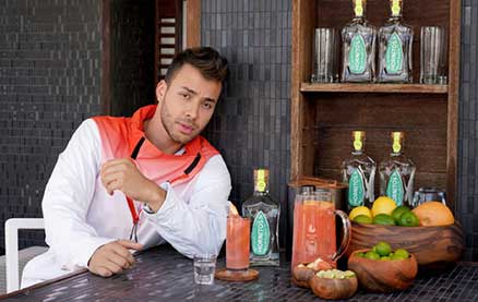 Prince Royce Wants Aspiring Artists to Take a Shot in Music in New Hornitos Tequila Campaign: Exclusive