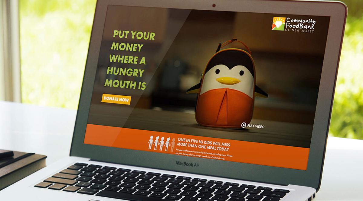 FoodBank website
