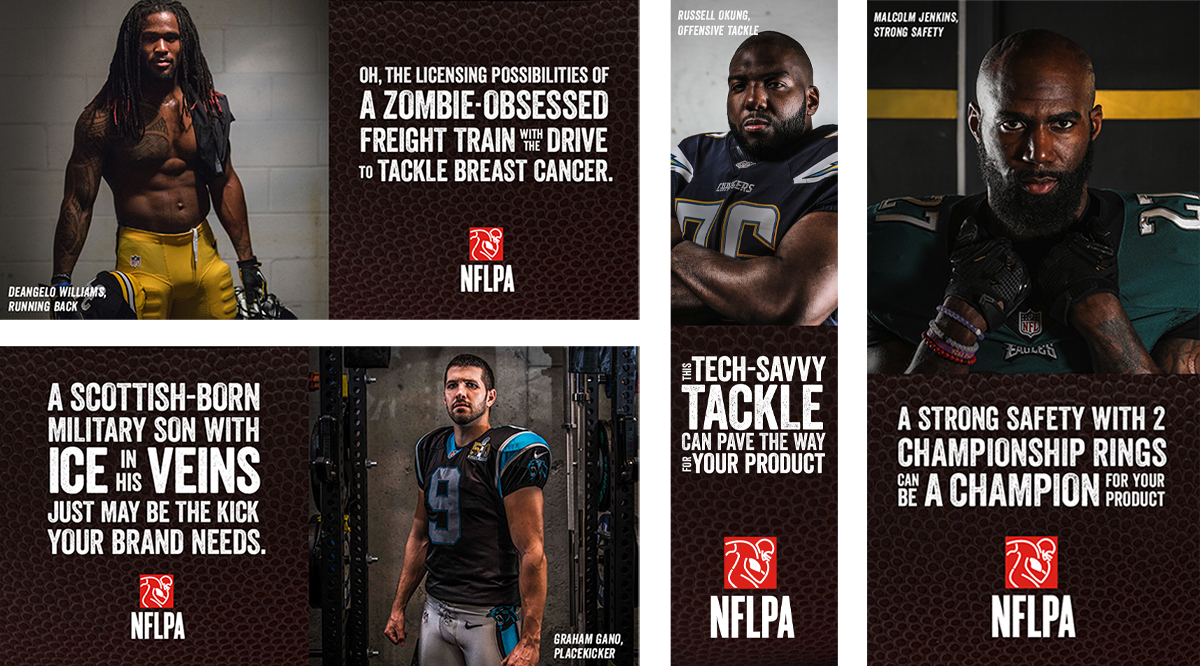 Nflpa Digital Ads