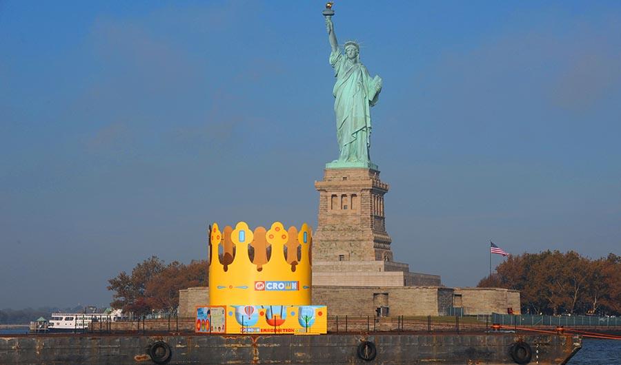 Burger King Crown Statue Of Liberty