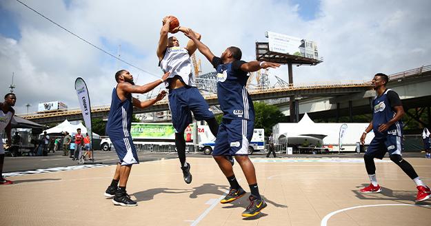Dew NBA 3X