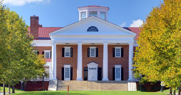 The University of Virginia Darden School of Business