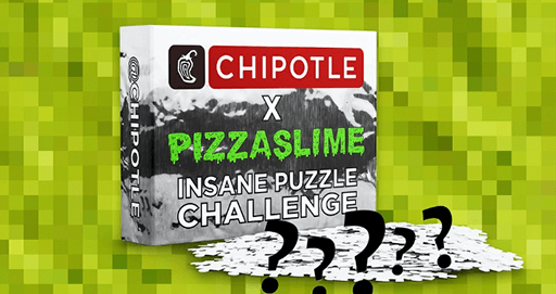 This Chipotle x PizzaSlime Guacamole Puzzle Contest Could Win You Free Burritos For a Year