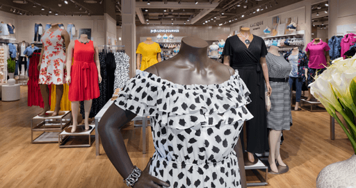 Why a New Set of Mannequins Appeared at Lane Bryant
