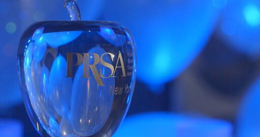 Coyne Public Relations Nominated for Ten PRSA-NY Big Apple Awards