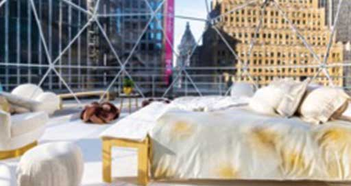 Airbnb's Mariah Carey Experience is the Safe Way to Spend New Year's Eve in Times Square
