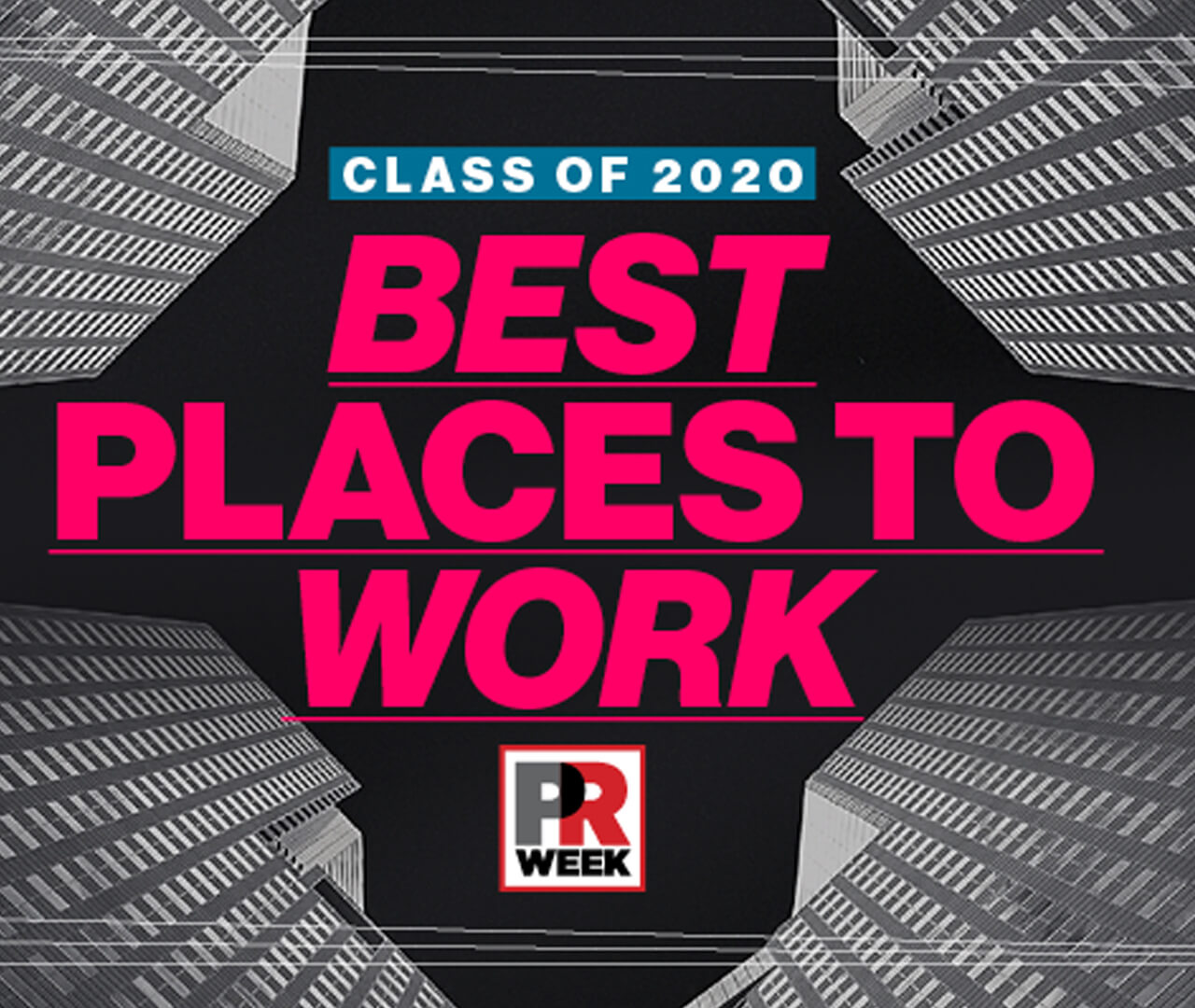 Coyne PR Named One of PRWeek's Best Places to Work