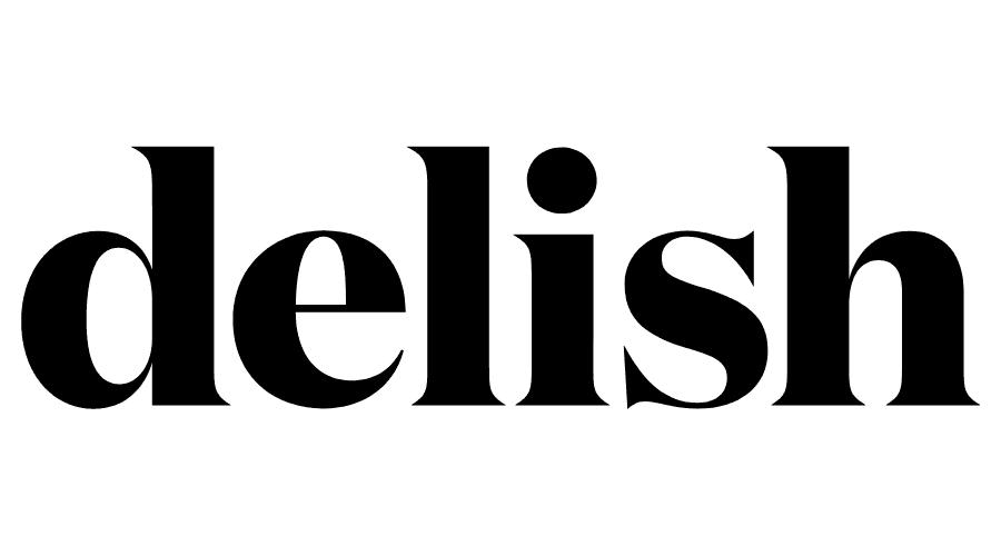 Delish Logo Vector