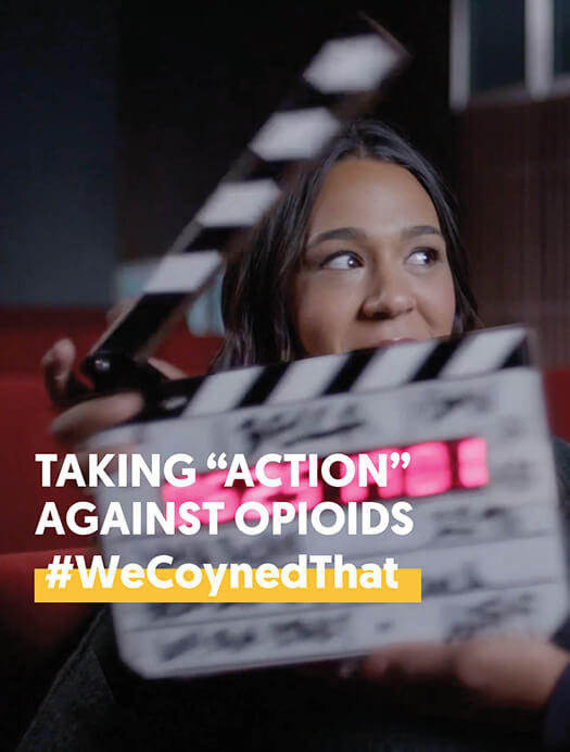 """Taking """"Action"""" Against Opiods"""