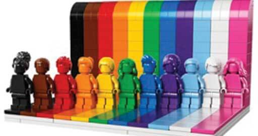 Everyone is Awesome: Lego Announces First LGBTQ Set Ahead of Pride Month