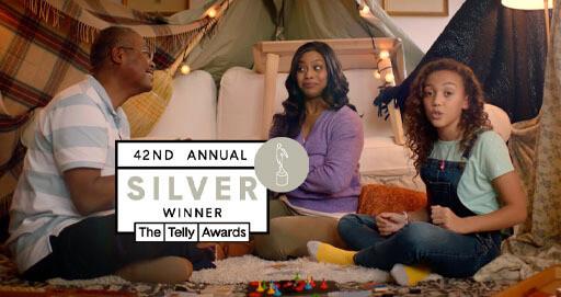 Coyne PR's Studio Wins a 2021 Telly Award