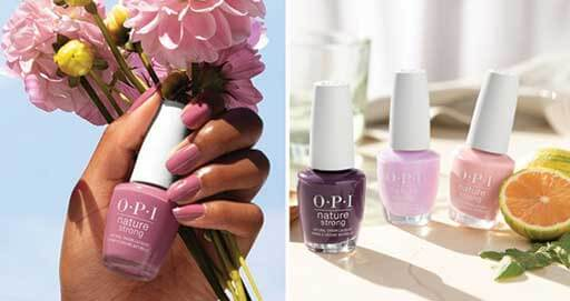 OPI Just Launched its First Vegan Nail Polish Collection