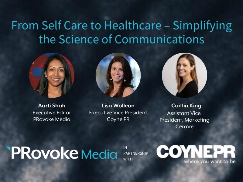Coyne PR PRovoke Media self-care podcast