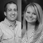 Chris Tamburino, Vice President & Melissa Thompson, Assistant Vice President