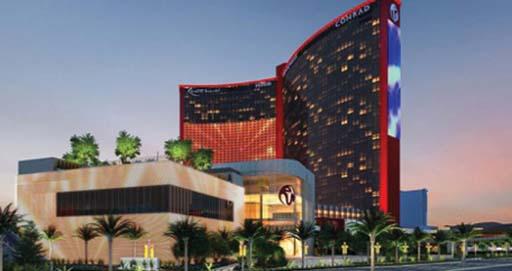 Hilton Looks to Dominate Las Vegas With Resorts World