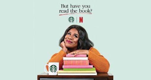 Starbucks, Netflix Partner on Book Club-Inspired Content Series