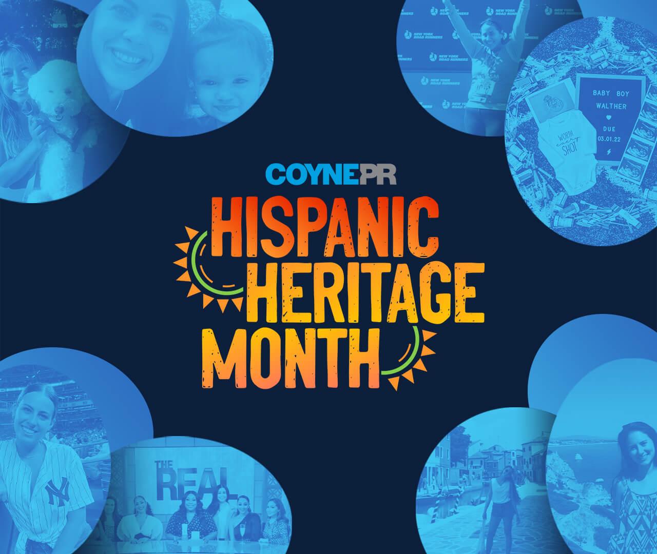 Coyne PR Celebrates Hispanic Heritage Month